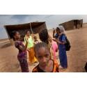 Ett år av konflikt: Malis barn behöver akut stöd