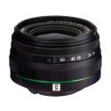 HD Pentax DA 18-50mm F/4-5,6 DC WR RE, från sidan