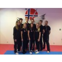 Taekwondolandslaget til Turkish Open
