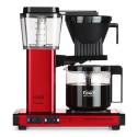 MOCCAMASTER KBG962 AO - Red Kaffebryggare
