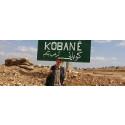 Siste journalisten i Kobane på Kafé Station