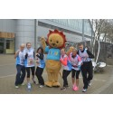 Team ID Medical runs for sick children at Milton Keynes Hospital