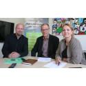 Nordic Medtest förlänger driftsavtal med Sätterstrand Business Park