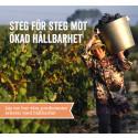 Steg för steg mot ökad hållbarhet!