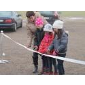 Film: Invigning av vindkraftverk, Ingelsträde 140219