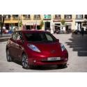 Nissan Leaf klarade elbilsrekordet.