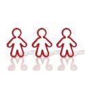 Låg risk att donatorbarn med genetiska band skaffar barn ihop