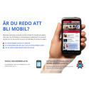 Google hjälper svenska företag ta det mobila steget  - lanserar howtogetmo.se för mobilvänliga webbplatser