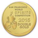 Diageo vinner 91 utmärkelser i San Francisco World Spirits Competition