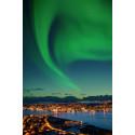 Northern Lights over Tromsø