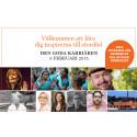 """Hungerprojektets event """"Den Goda Karriären"""" inspirerar på Münchenbryggeriet den 9 februari"""
