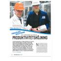 Finnsugars investering i ny limmaskin gav rejäl produktivitetshöjning