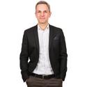 Johan Scherlin, Affärs- och utvecklingsdirektör