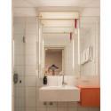 The bathroom at HTL Karl Johan