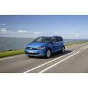 Full pott för nya Volkswagen Touran i Euro NCAP