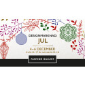Designmarknad:JUL i Fashion Gallery