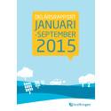 Delårsrapport för Kraftringen, period 3 2015.