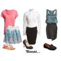 Boozt Trend Report: Flagrende flotte nederdele