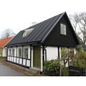 Huset på Sjögatan 4 i Falsterbo. Foto: Anna Södergren