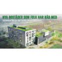 Nya bostäder som folk har råd med