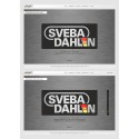 Gjutna och diamantslipade prototypskyltar till Sveba-Dahlen AB efter utförd förstudie