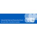 Executive event om framgångsrik Industriell IT