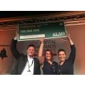 MYoroface vinner Almi Pitch och 100 000 kronor