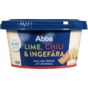 Abba Fisksås Lime, Chili & Ingefära