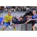 Publikfest i Euro Floorball Tour - men Sverige föll