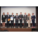 "ROHM Semiconductor Receives from Continental ""Supplier of the Year 2014 Award"""