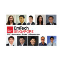 Innovators in Singapore Blaze on EmTech Singapore's 2015 Innovators Under 35 Regional List