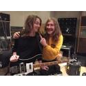 Graveyard spelar in nytt album med ny basist