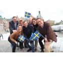 Världsmästarklass på nationaldagsfirande i Sundsvall