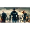 Captain America kjemper mot en ny trussel og Outlander på Viaplay