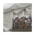 Stora risker för barn när ny tyfon hotar Filippinerna i helgen