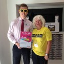 Macular Society joins Vision Express stores in the South East to support fundraising drive for Macular Week 2015