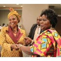 Equatorial Guinea First Lady Proclaim Mother Africa