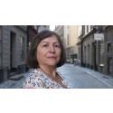Colombiansk människorättsförsvarare prisas i Stockholm