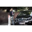 E.ON giver grøn og gratis strøm til elbiler under Folkemødet