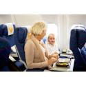 Ledig och avslappnad klädsel populärast på flygresan