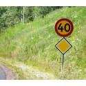 Trafikhastigheten sänks i Helsingborg