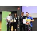 Vinnare i Startup Camp Batch 8