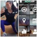 Sporthälsa testar MoveApp!