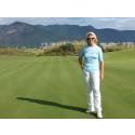 Golfens förbundskapten har inspekterat OS-banan