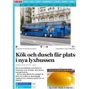 Allt om Resor, Expressen, om 1st Bussness Class