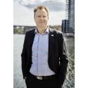 Johan Lindström, vd Entreprenörföretagen