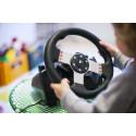 Innate behaviour determines how we steer our car