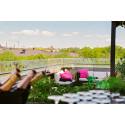 Guiden till Stockholms sommarpärlor - Scandic listar sina bästa uteserveringar och takterrasser