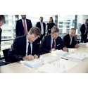 DONG Energy signs agreement with MHI Vestas Offshore Wind for the Borkum Riffgrund 2 Offshore Wind Farm