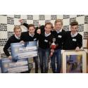 Trashlock UB er Norges beste Ungdomsbedrift 2015